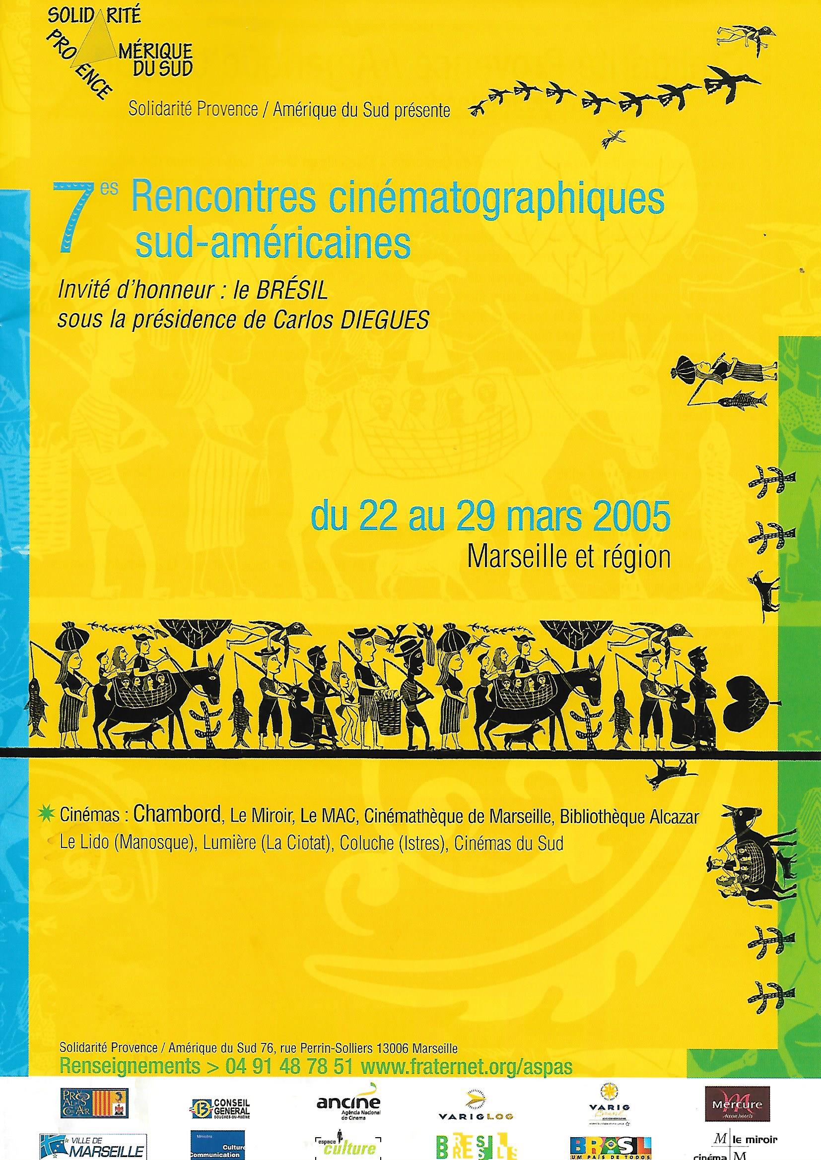 Affiche 7 RC 2005