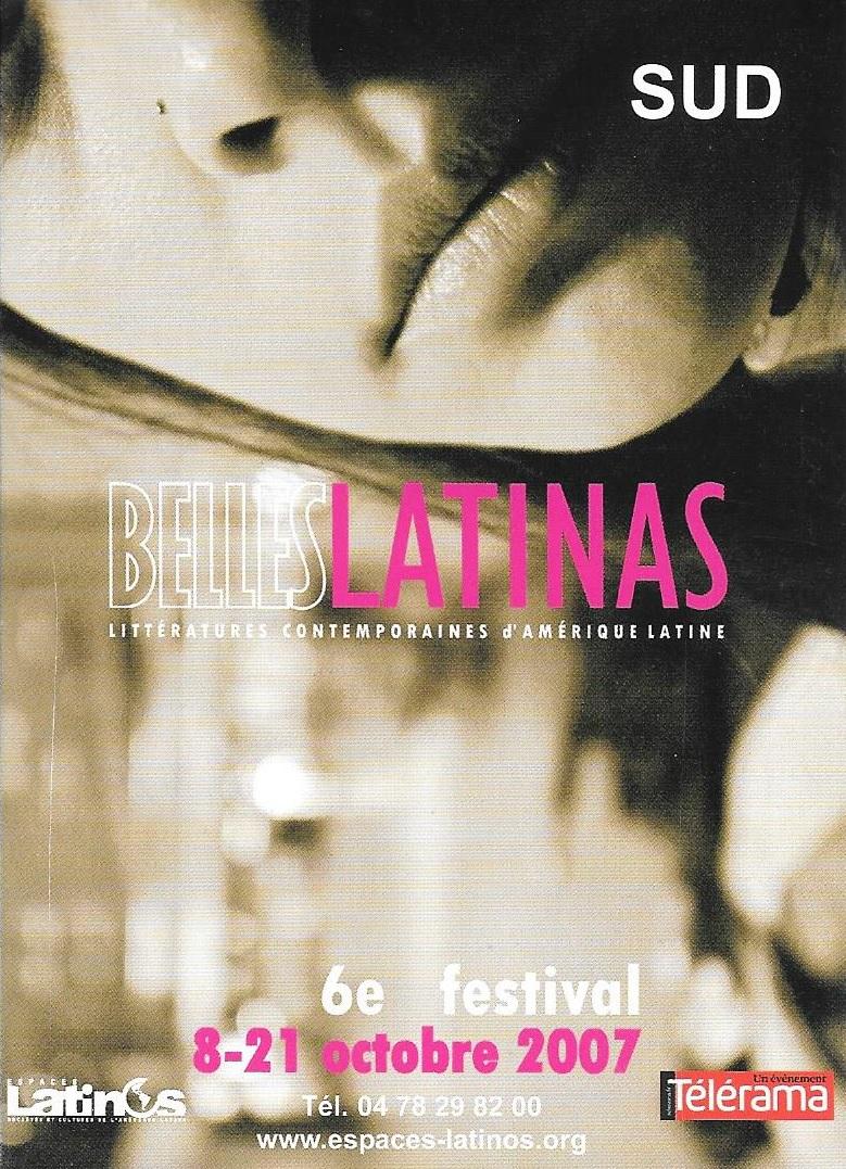 Belles latinas 2007