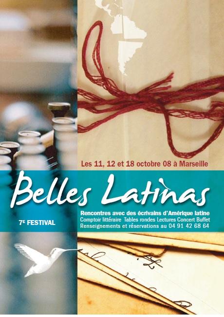 Belles latinas 2008